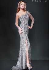 MNM Couture 8273.  Available in Black, Gold, Silver