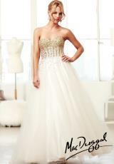 MacDuggal 4960H.  Available in Ivory/Gold