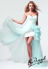 MacDuggal 50067M.  Available in Lilac, Powder Blue