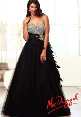 MacDuggal 6374H.  Available in Black