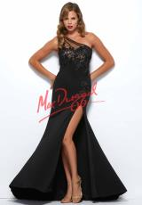 MacDuggal 78703R.  Available in Black/Nude