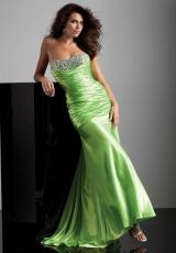 Mori Lee 93214.  Available in Lime