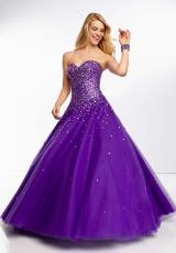 Mori Lee 95033.  Available in Deep Purple