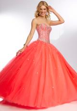 Mori Lee 95081.  Available in Flame, Limelight