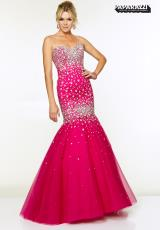 Mori Lee 97040.  Available in Cobalt, Fuchsia