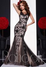 Panoply 14715.  Available in Black/Nude, Red/Nude
