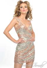 Precious Formals P8872.  Available in Nude/Rose, Sky Blue/Silver