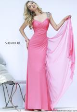 Sherri Hill 11172.  Available in Coral, Red, Royal, Turquoise