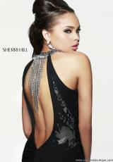 Sherri Hill 21363.  Available in Black