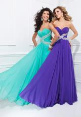Tony Bowls Evenings TBE11412.  Available in Emerald, Purple, Red, Royal Blue, Sea Foam, White