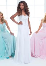 Tony Bowls Le Gala 114538.  Available in Ice Blue, Ice Pink, White