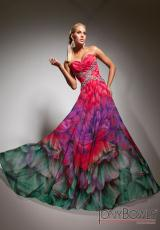 Tony Bowls Paris 113707A.  Available in Red/Multi