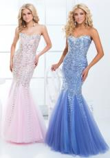 Tony Bowls Paris 114749.  Available in Ivory, Periwinkle, Pink