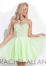 Rachel Allan 6665.  Available in Aqua Marine, Blush, Lemon Lime