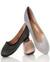 Sweetie's Shoes Sally.  Available in Black, Ivory