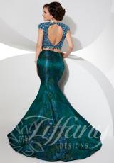 Tiffany 16088.  Available in Fire Multi, Peacock Multi
