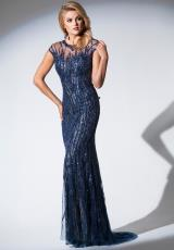 Tony Bowls Evenings TBE11512.  Available in Champagne, Navy Blue