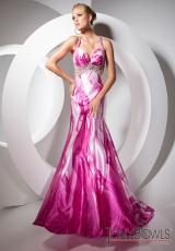 Tony Bowls Paris 113755.  Available in Blue/Multi, Fuchsia/Multi