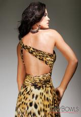 Tony Bowls Evenings TBE11350A.  Available in Leopard