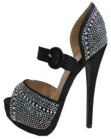 Fortune Dynamic Expect-S.  Available in Black, Silver Shimmer