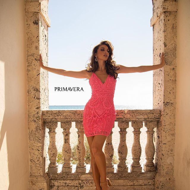 Absolutely fabulous Primavera Homecoming dresses coming to Peaches soon! ???? #peachesboutique #hoco #homecoming #fashion #style #love #dress #glam #primavera @primaveracouture