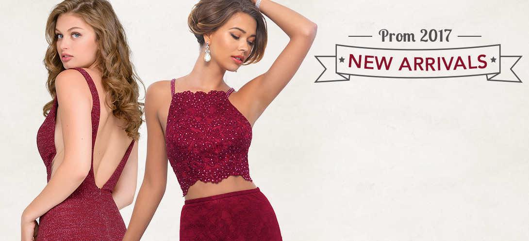 New Prom 2017 Arrivals