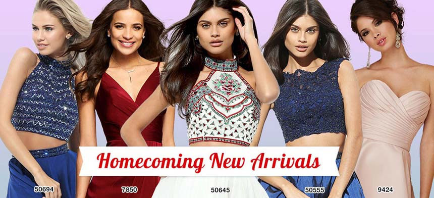 2017 homecoming dresses