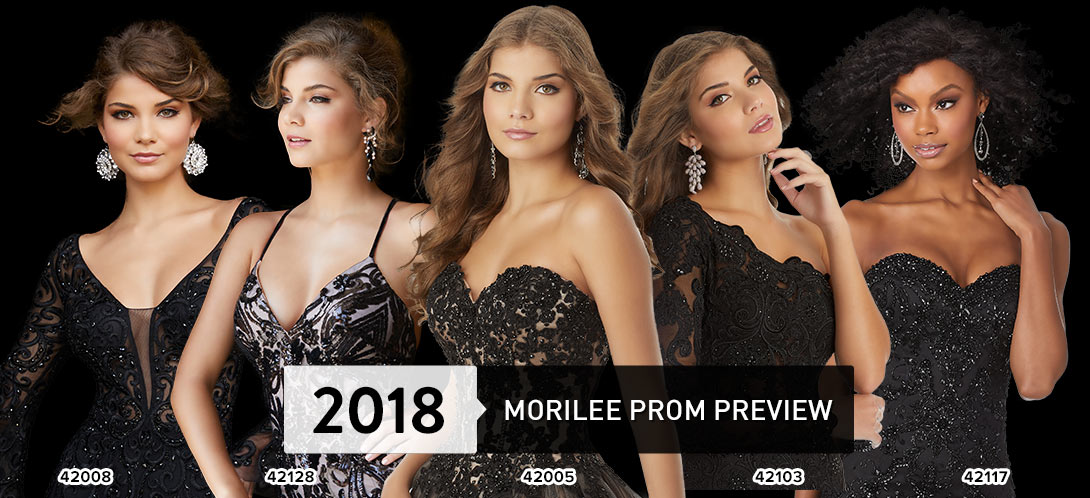 Morilee Prom Preview 2018