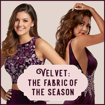 Shop Velvet Holiday Dresses
