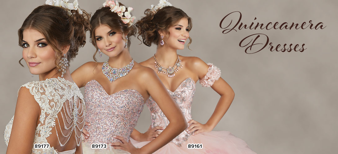 Quinceanera Dresses at Peaches