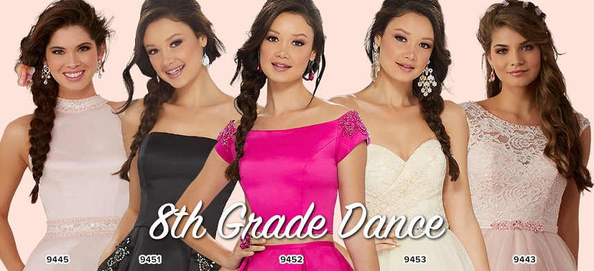 8th grade dance dresses