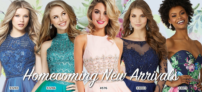 Homecoming Dresses for 2017 Peaches Boutique