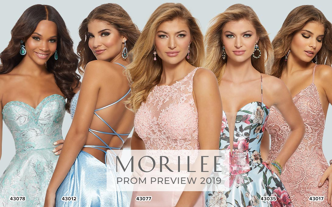 Morilee Prom Preview 2019