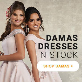 Damas dresses in stock