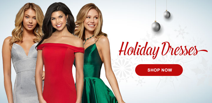 Holiday Dresses at Peaches