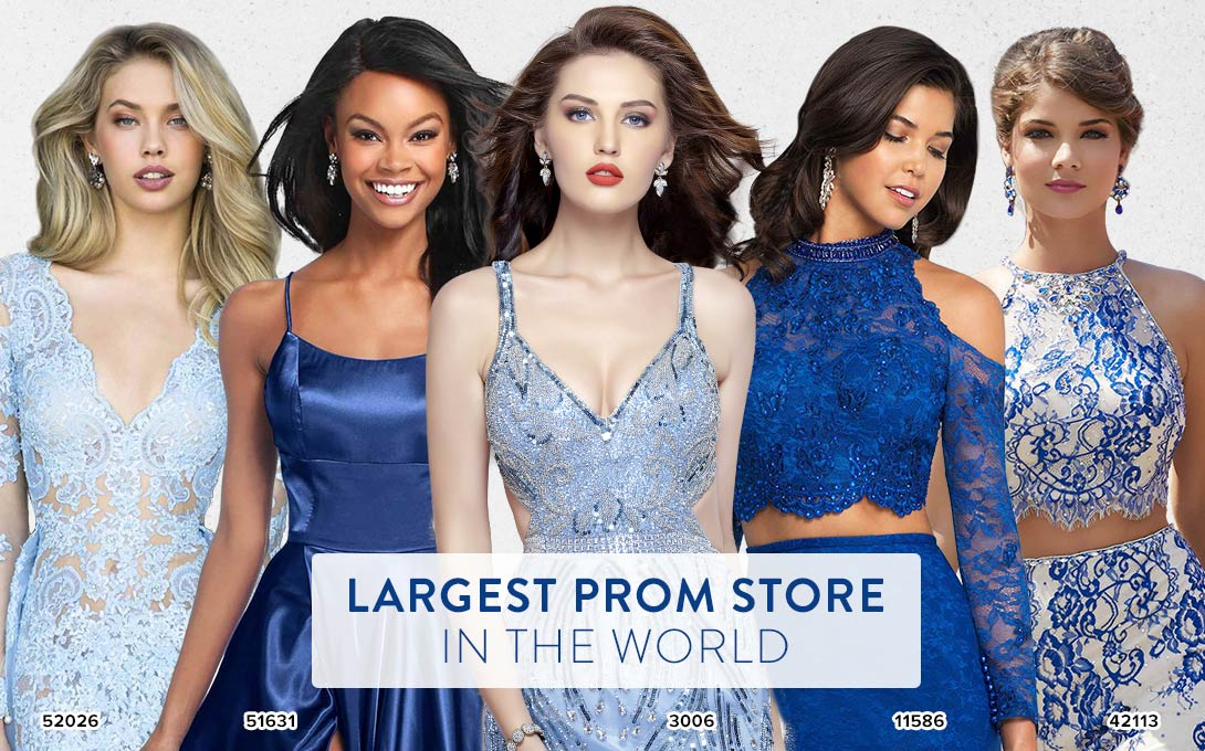 Largest Prom Retailer in the World
