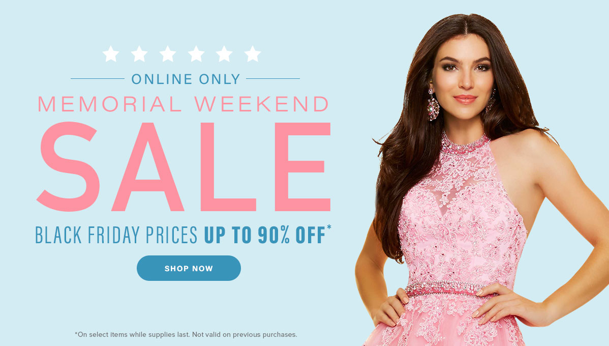 Memorial Weekend Sale 2019