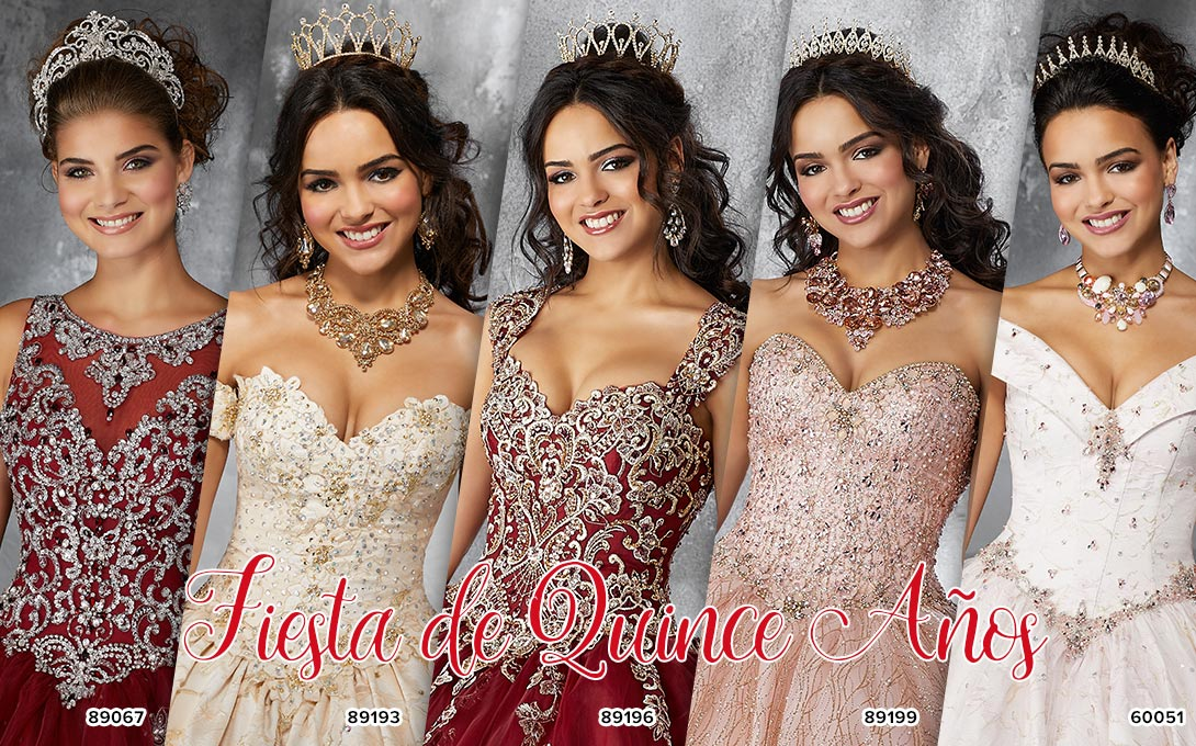 Shop Quinceanera dresses at Peaches