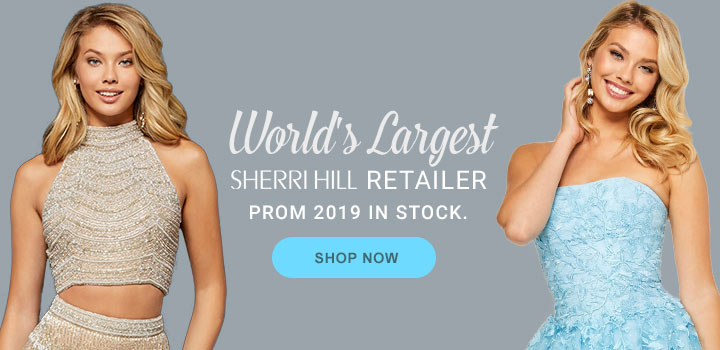 Sherri Hill Prom 2019 IN STOCK