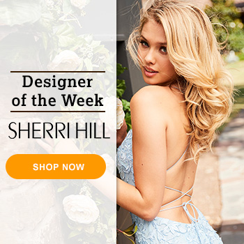 Sherri Hill Designer of the Week!