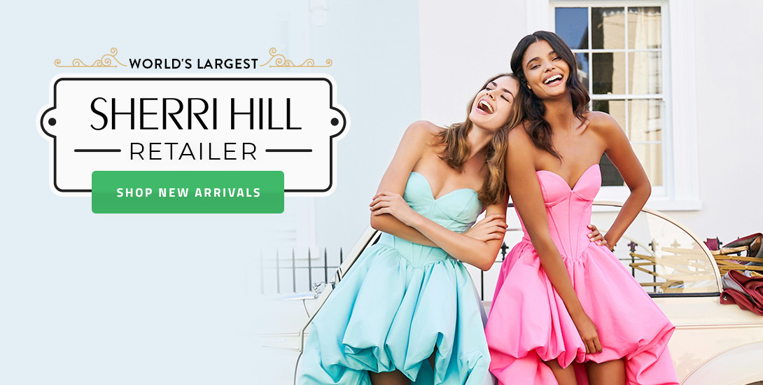 Shop Sherri Hill Retailer