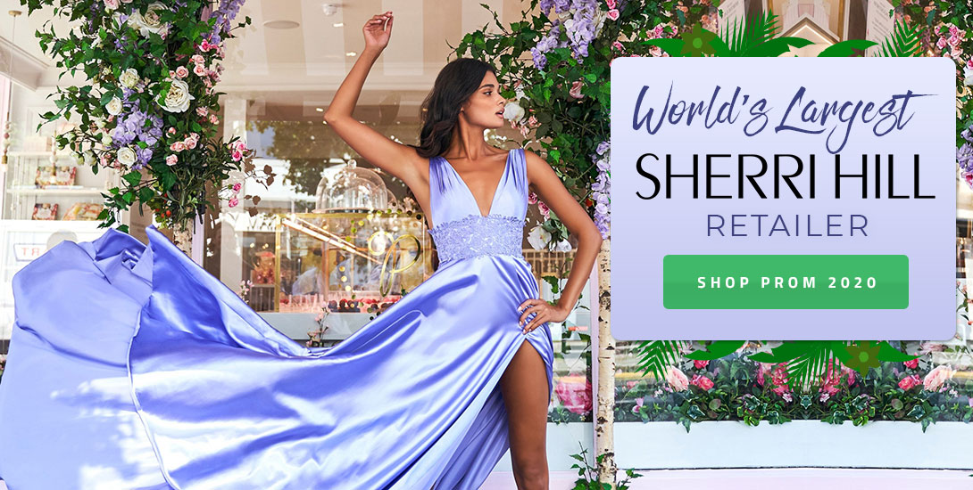 Sherri Hill Prom Dresses Sherri Hill Homecoming Dresses