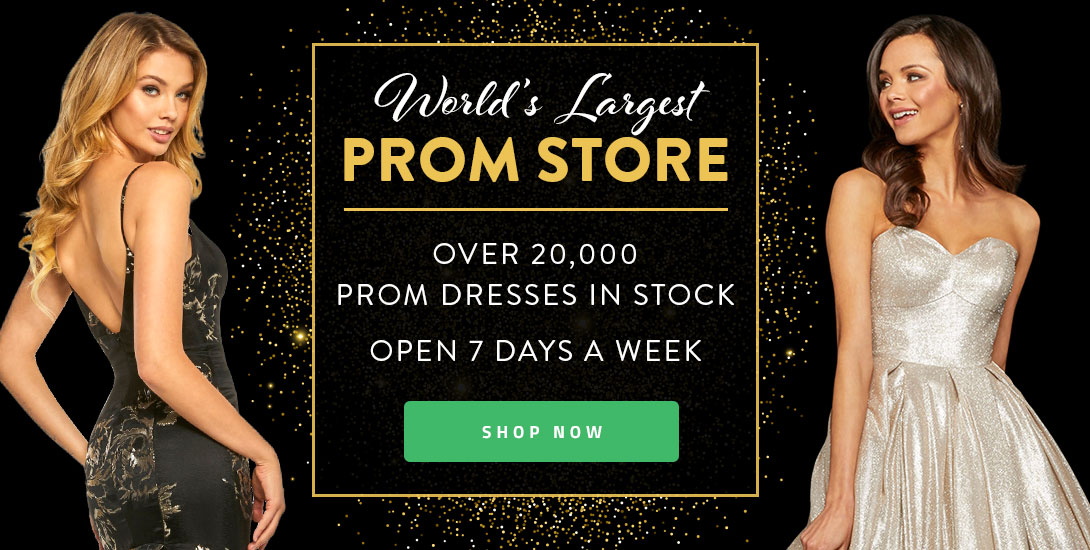 World's Largest Prom Store