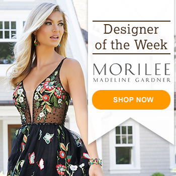 Morilee designer of the Week!