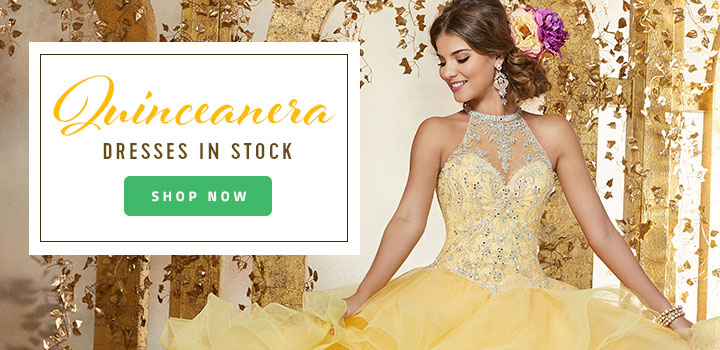 Shop Quinceanera Dresses