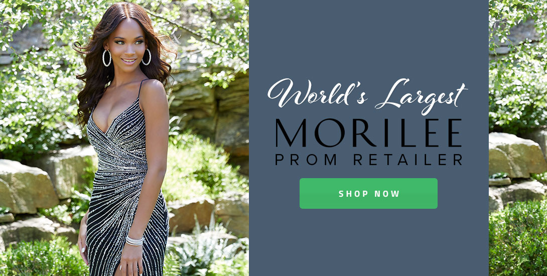 d06e18dc778 World s Largest Morilee Prom Retailer