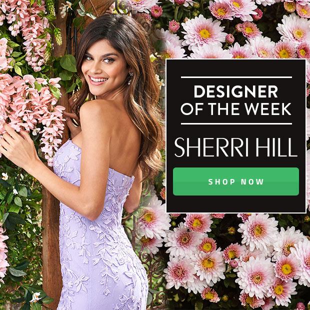 Shop Sherri Hill Prom Dresses