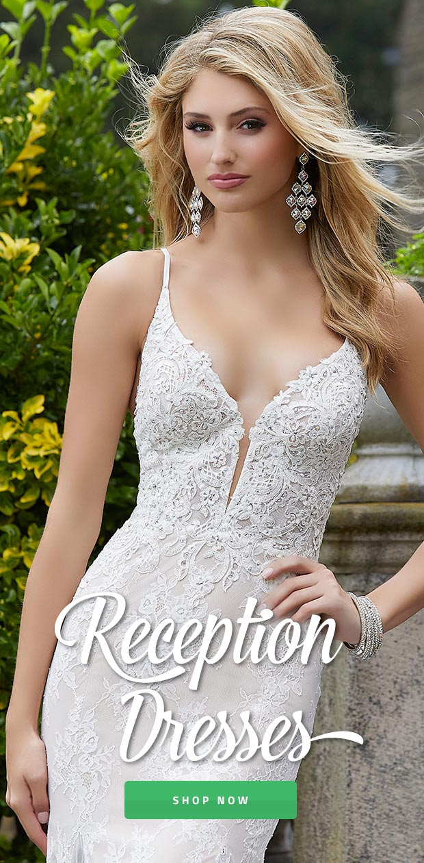 Shop Wedding Reception Dresses