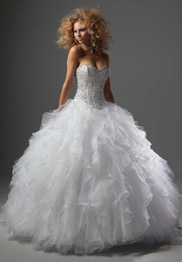 Quinceanera Dress 88001