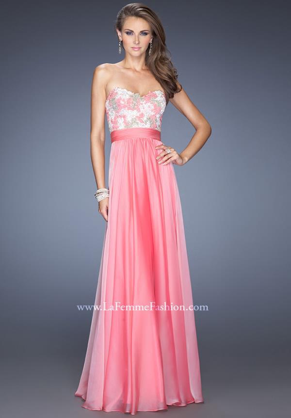 La Femme Dress 20001  eb140fbf7